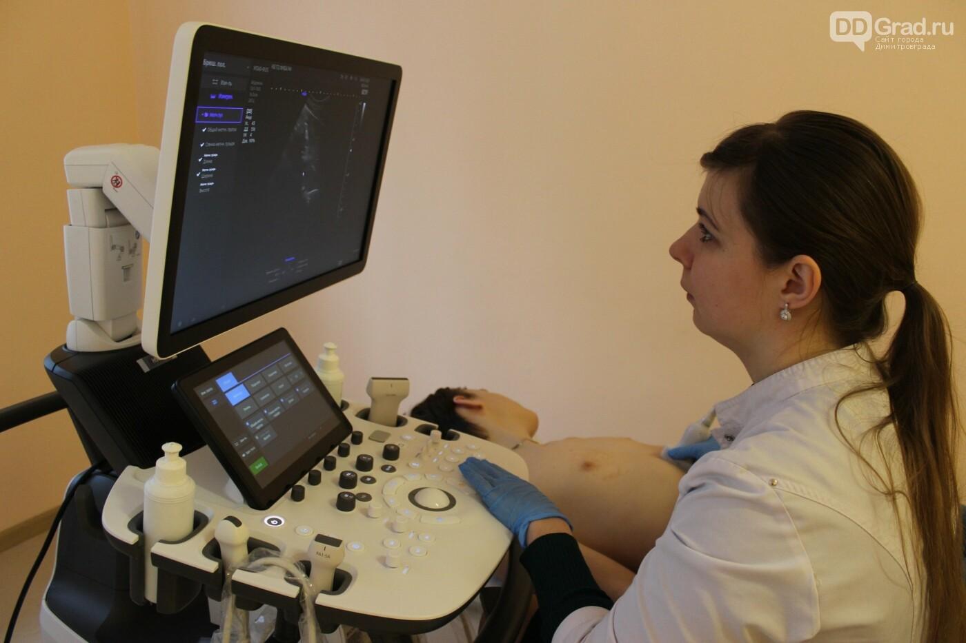 Многофункциональный аппарат для проведения УЗИ получила детская поликлиника №2, фото-4