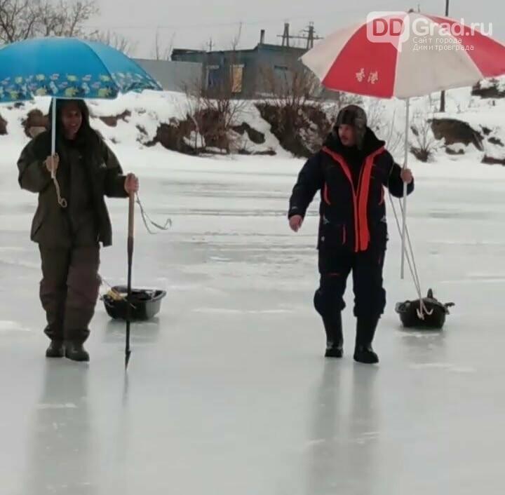 Погода нас не радует, но наши рыбаки не сдаются. , фото-1