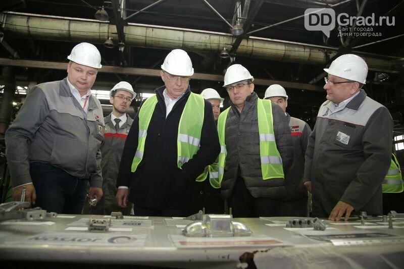 В Димитровграде планируют открыть Центр компетенций цветного литья, фото-2
