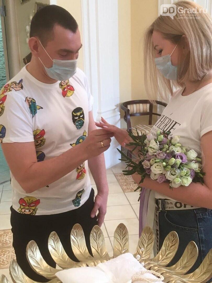 В Димитровграде на Красную горку сыграли свадьбу, фото-1