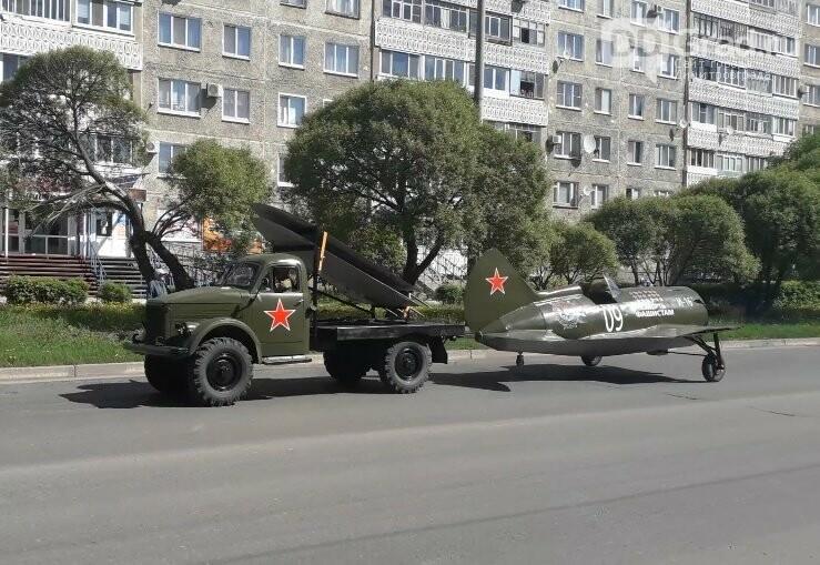 Автопробег в Димитровграде в честь дня Победы, фото-8