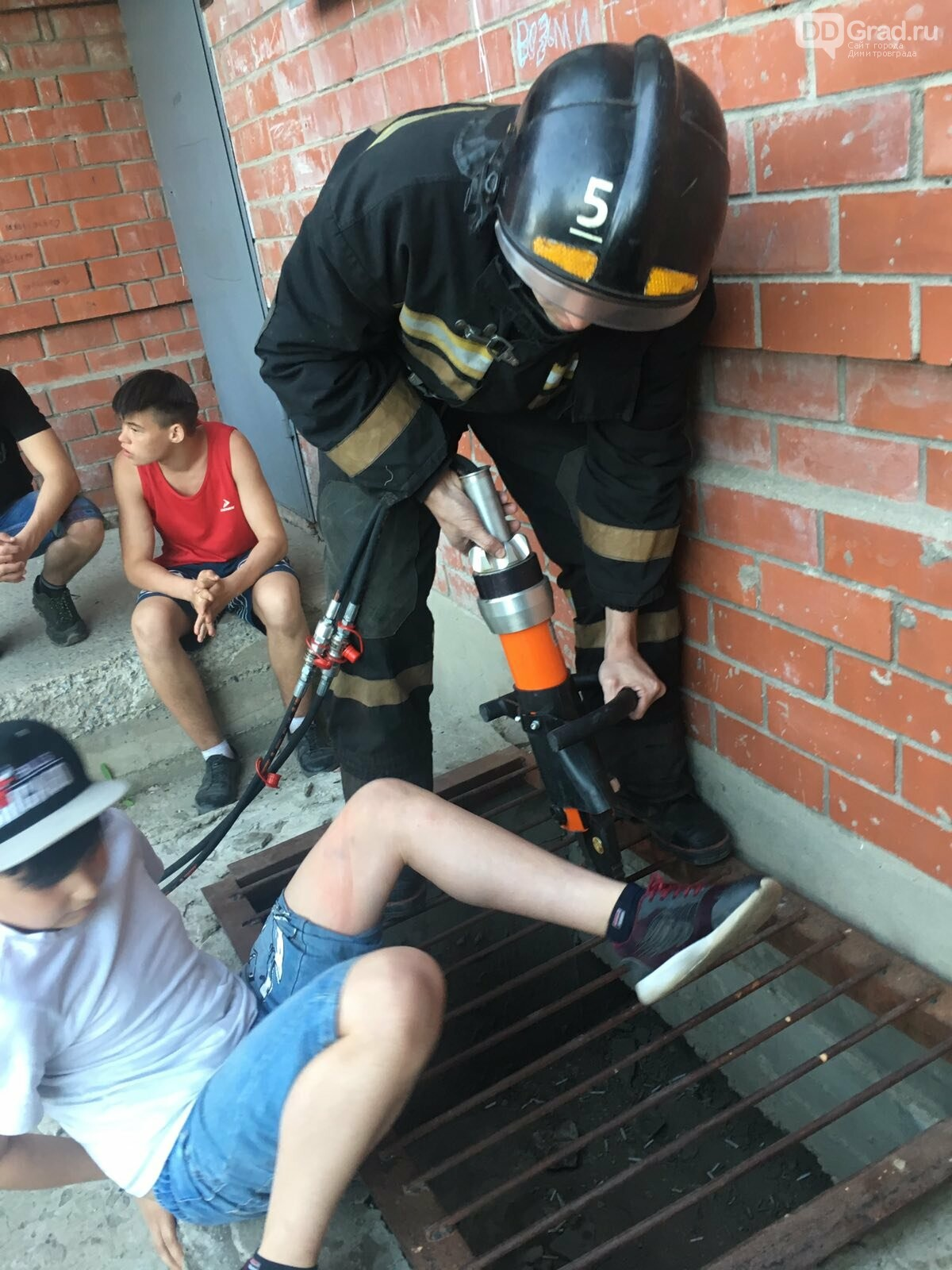 Димитровградские спасатели помогли ребенку, фото-2