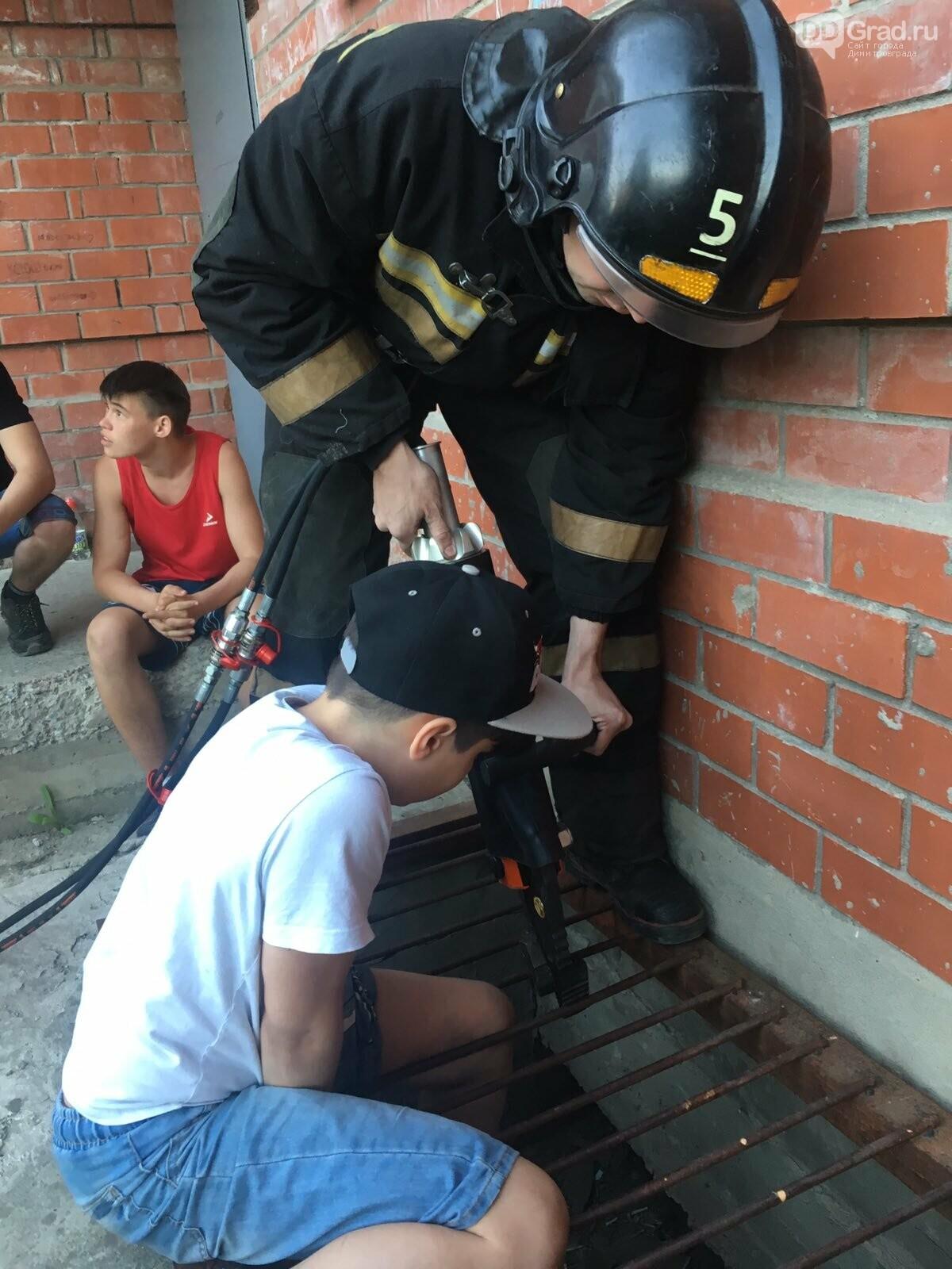 Димитровградские спасатели помогли ребенку, фото-1