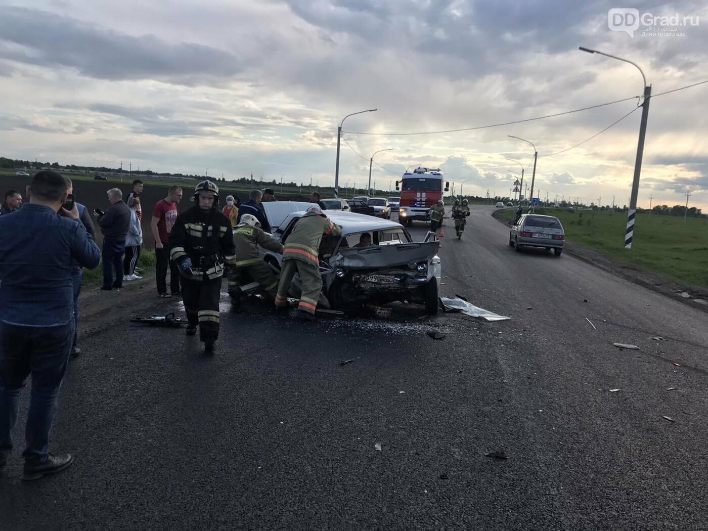 За выходные в Мелекесском районе случилось три ДТП, фото-5, ПЧ-3