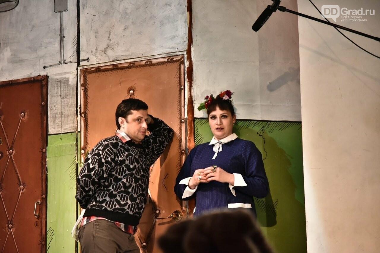 В Димитровграде снимают сериал, фото-4, Драмтеатр
