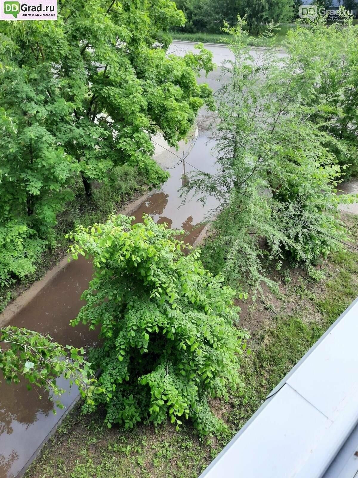 Течёт ручей, бежит ручей... Дороги в Димитровграде, фото-5