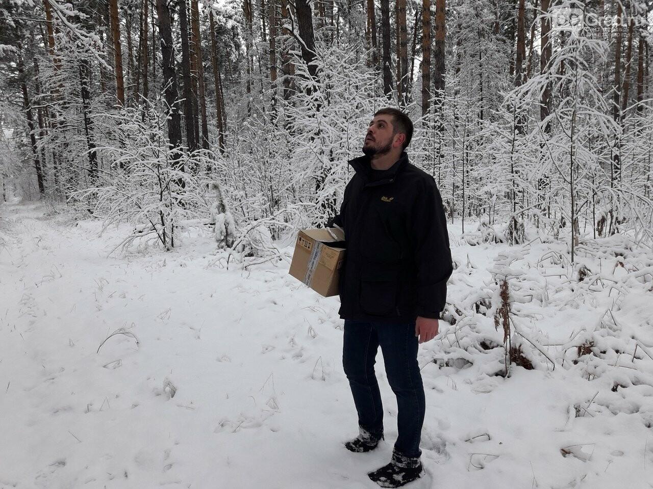 Молодой димитровградец спасает сов, филинов и хорьков. Видео, фото-7, Д.Костенко
