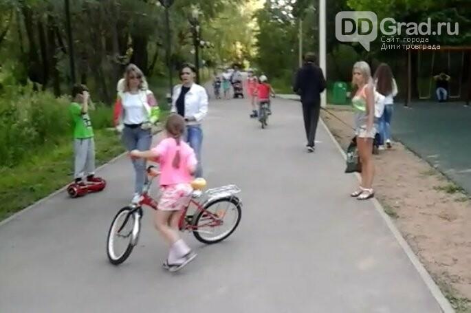 В Димитровграде зоны отдыха заполнены людьми, фото-2