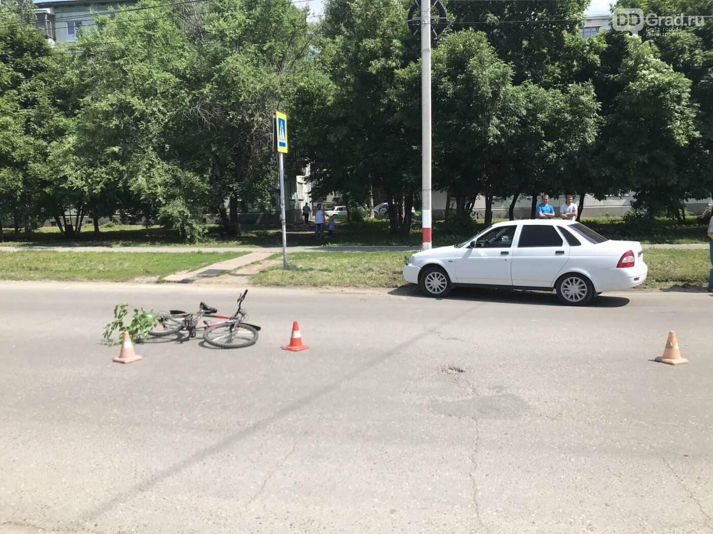 В Димитровграде случилось ДТП с участием ребенка. Фото., фото-3