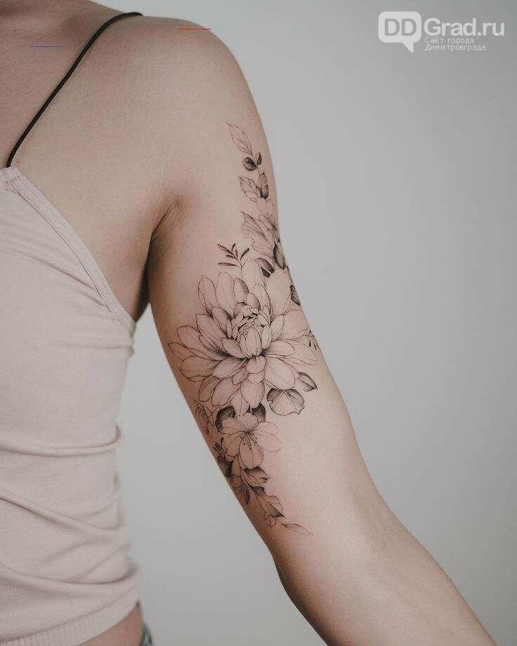 Татуировка-быть,или не быть? мнение димитровградцев, фото-8