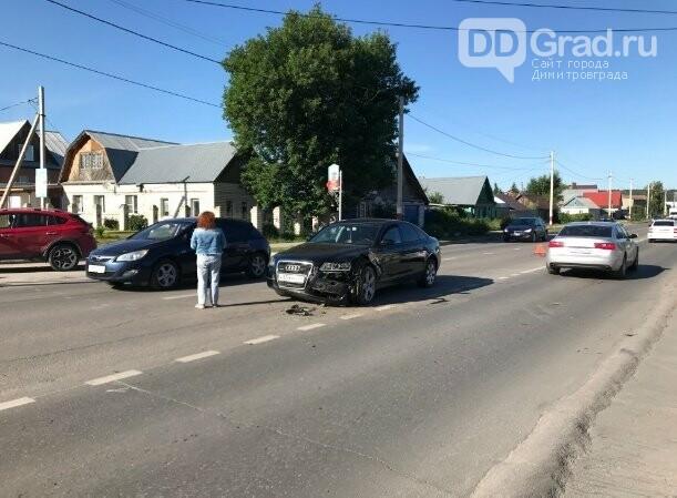 В Димитровграде на улице Гоголя только что произошло ДТП, фото-2
