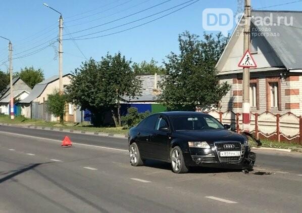 В Димитровграде на улице Гоголя только что произошло ДТП, фото-3