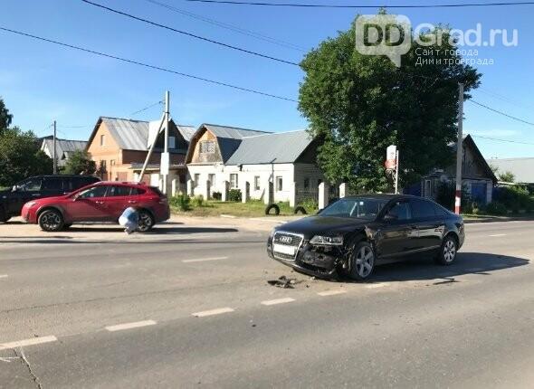 В Димитровграде на улице Гоголя только что произошло ДТП, фото-4