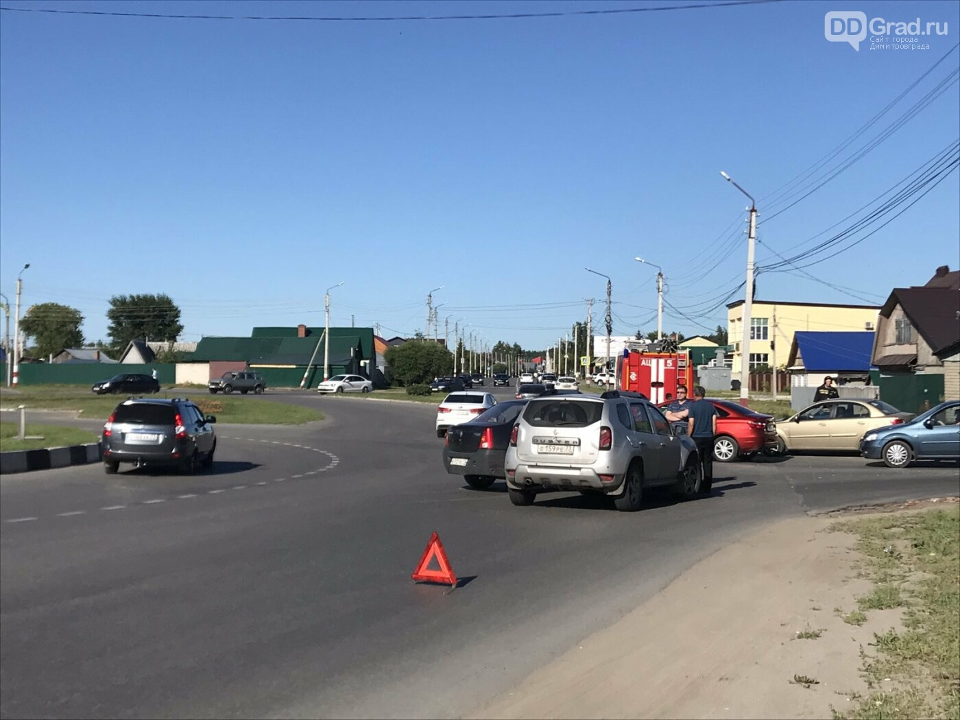 Утром в Димитровграде произошло ДТП, фото-3