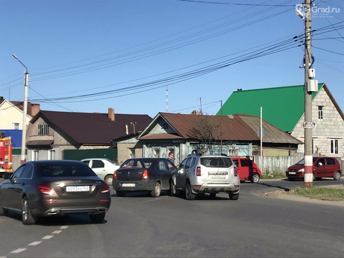 Утром в Димитровграде произошло ДТП, фото-4