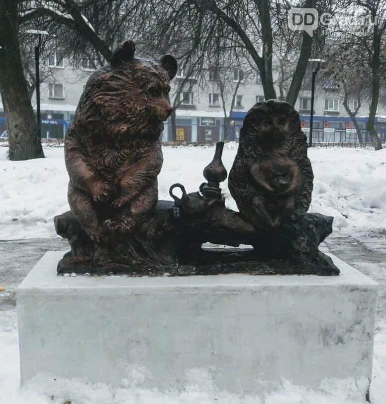 В гостях у димитровградского скульптора, фото-3