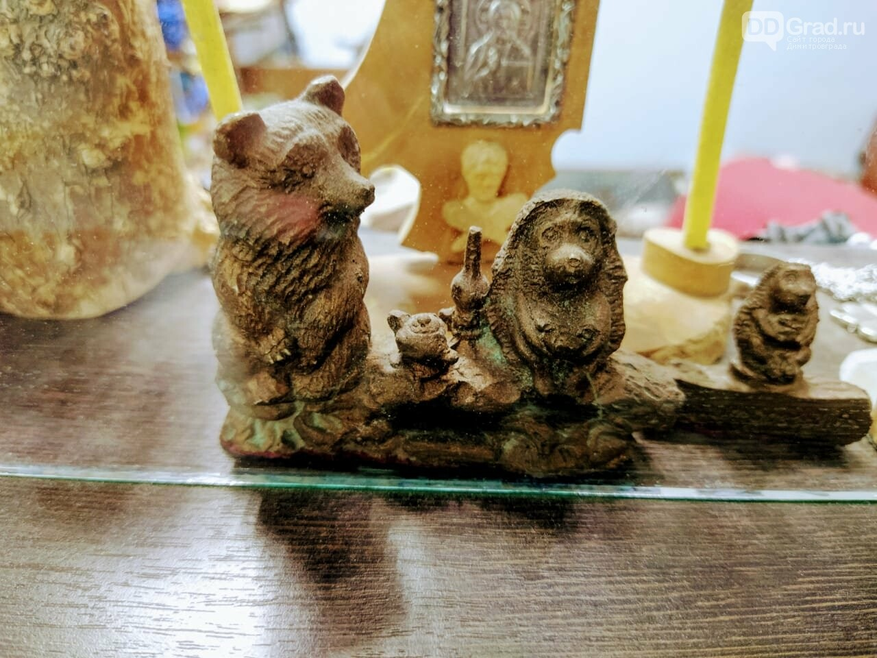 В гостях у димитровградского скульптора, фото-6