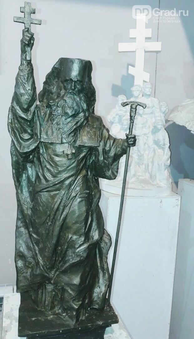 В гостях у димитровградского скульптора, фото-4