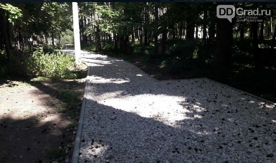Правительственная комиссия проверит ход работ в димитровградском парке «Молодежный», фото-2