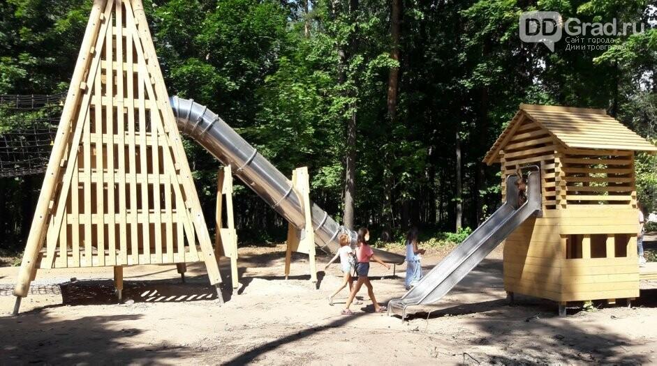 Правительственная комиссия проверит ход работ в димитровградском парке «Молодежный», фото-1