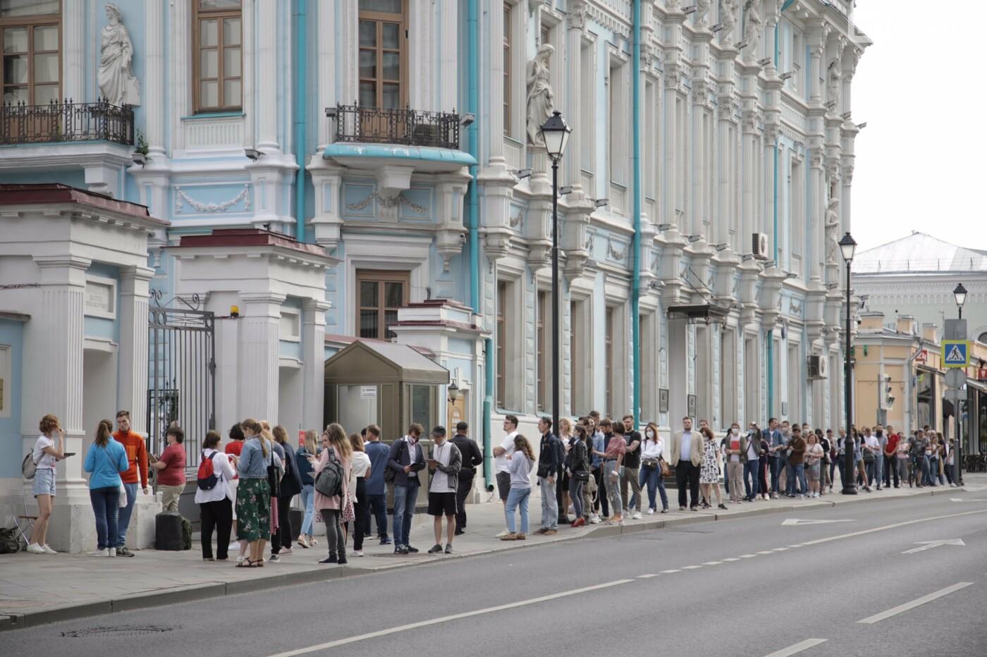Сегодня проходят выборы Президента Республики Беларусь, фото-1