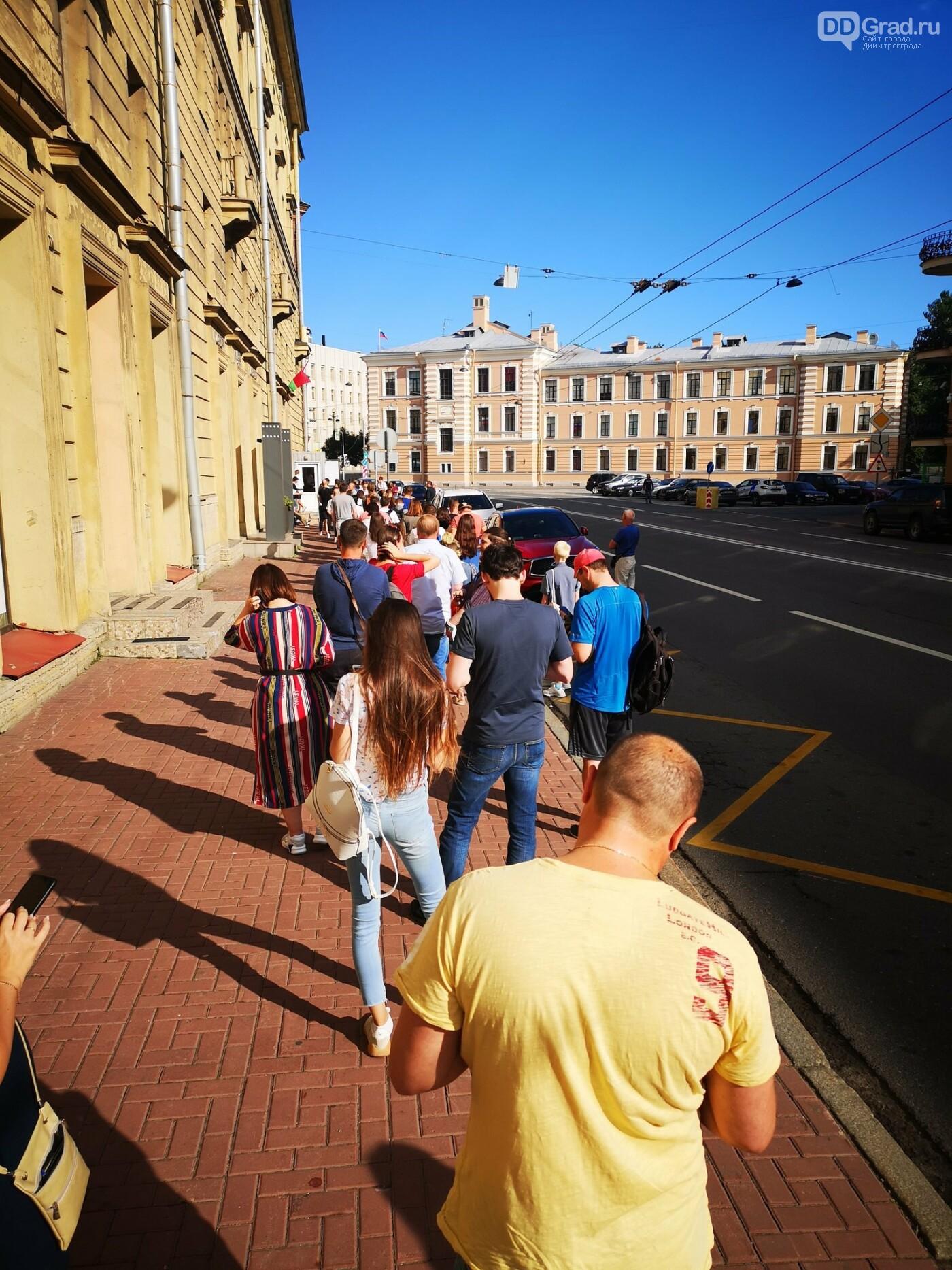 Сегодня проходят выборы Президента Республики Беларусь, фото-2