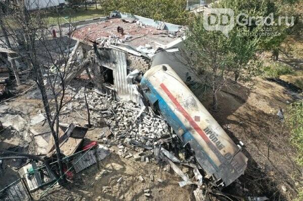 На заправке в Волгограде прогремел мощный взрыв, фото-2