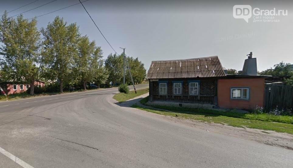 В Димитровграде Газель сбила велосипедиста, фото-1