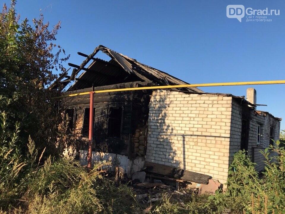 В Мелекесском районе потушили два пожара, фото-2