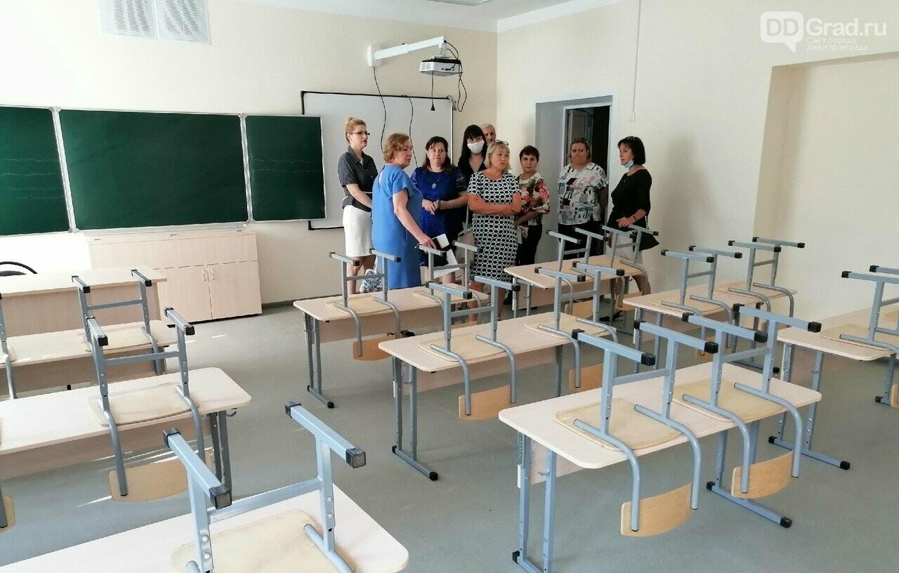 Димитровградские ученики сядут за парты Средней школы №10 в новом учебном году, фото-1