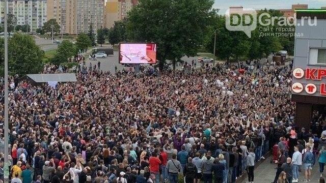 В Республике Беларусь растёт число несогласных с результатами президентских выборов, фото-5