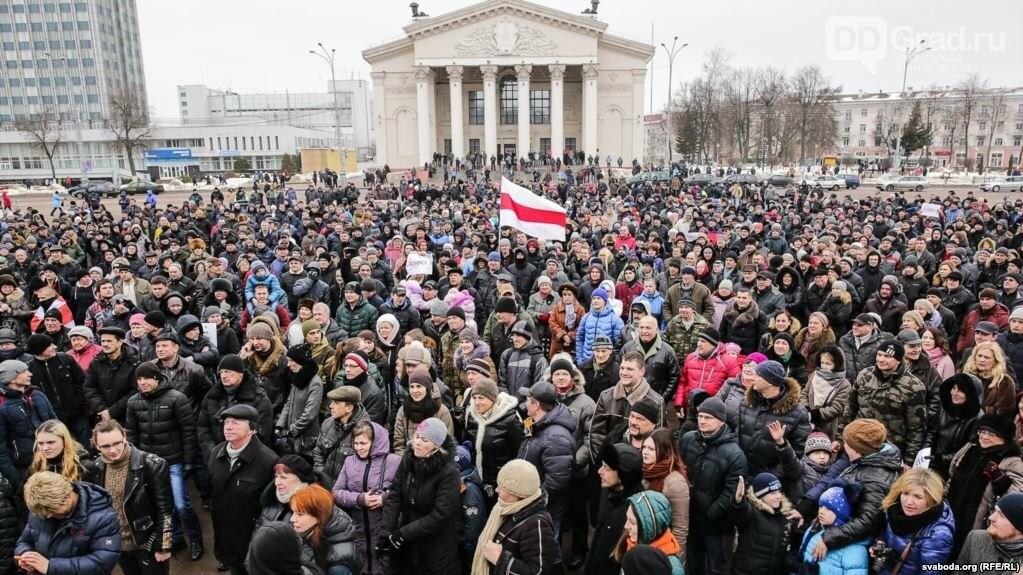 В Республике Беларусь растёт число несогласных с результатами президентских выборов, фото-4