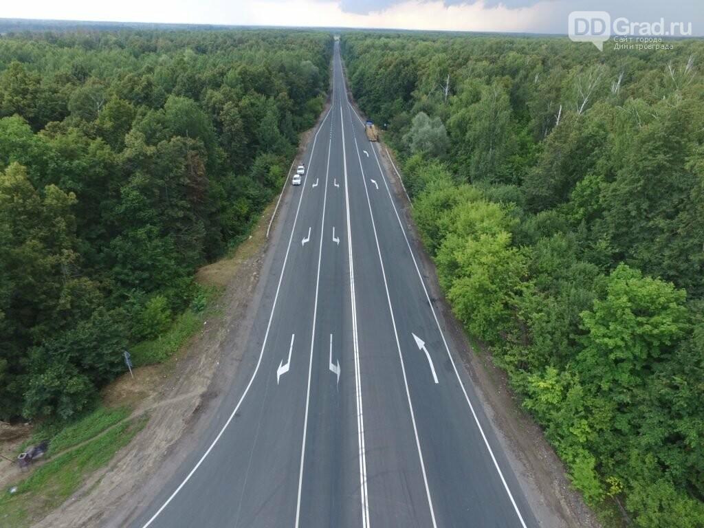 Завершены работы по обновлению асфальта на трассе «Ульяновск – Димитровград — Самара», фото-1