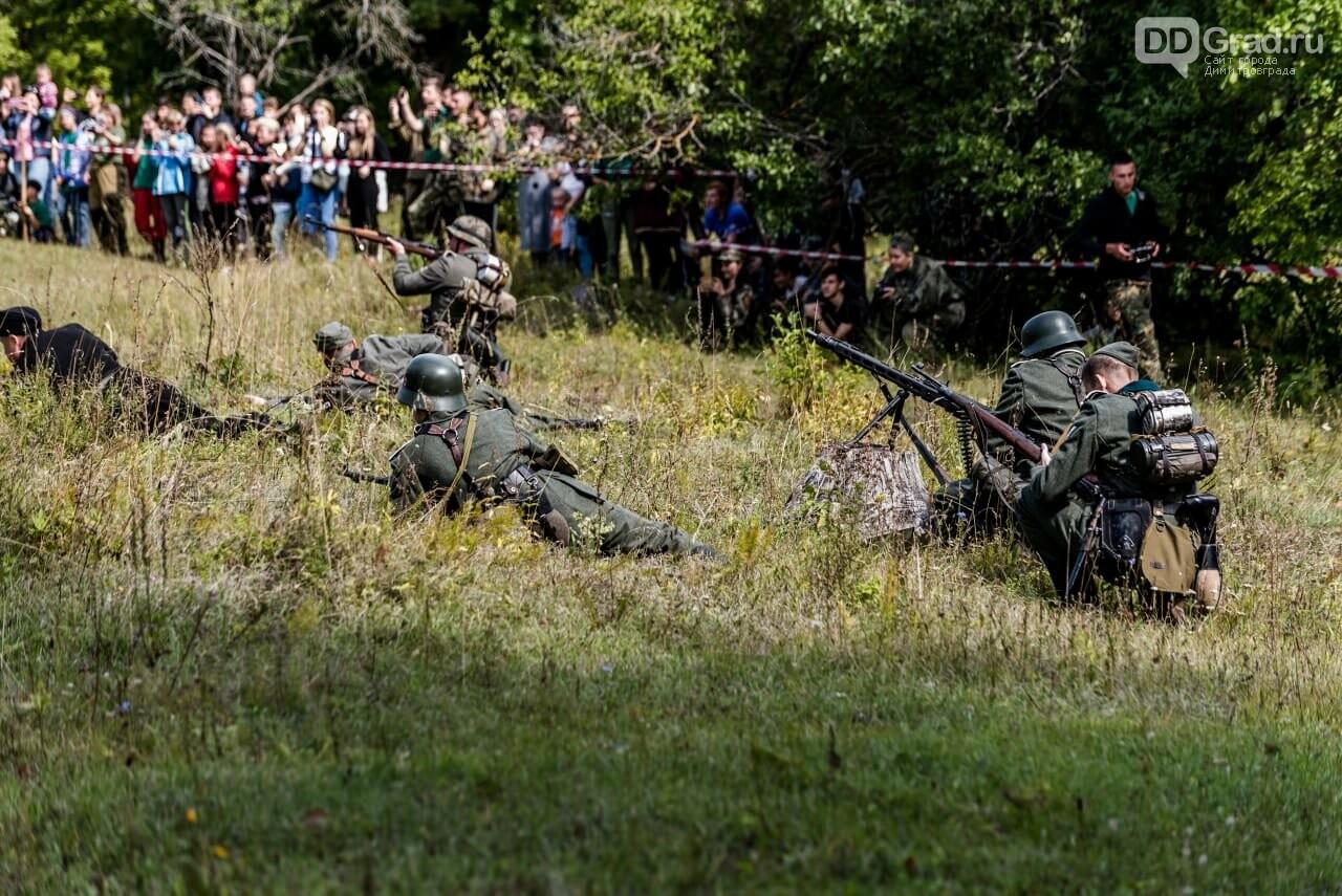 Димитровградский поисковый отряд принял участие в реконструкции одного из эпизодов ВОВ, фото-2