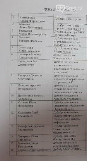 Завтра димитровградская молодежь заменит чиновников на их рабочих местах, фото-1