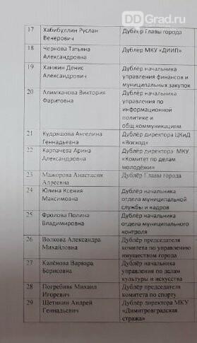Завтра димитровградская молодежь заменит чиновников на их рабочих местах, фото-2