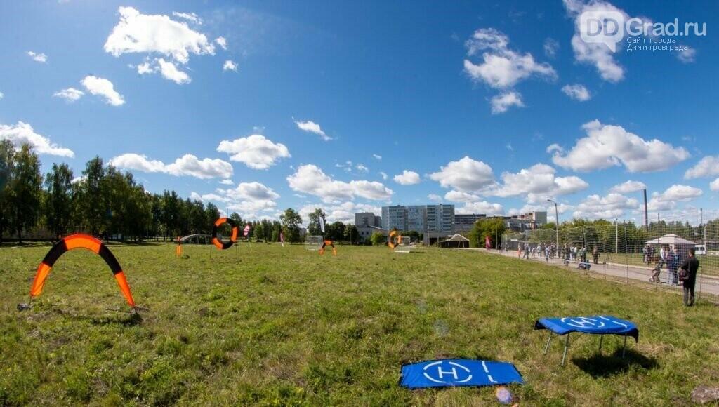 В Ульяновской области открылась площадка для полётов на квадрокоптерах, фото-2