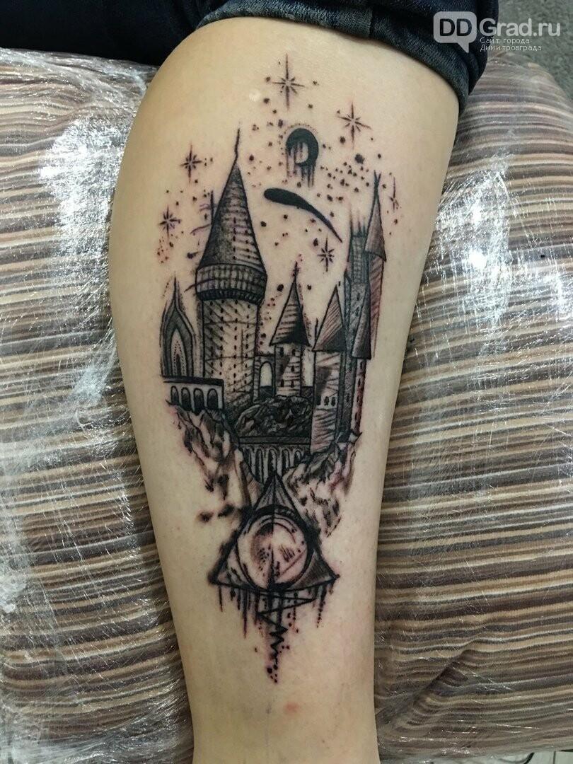 Димитровградский тату-мастер Алексей Иванов ответил на самые распространённые вопросы о татуировках , фото-4