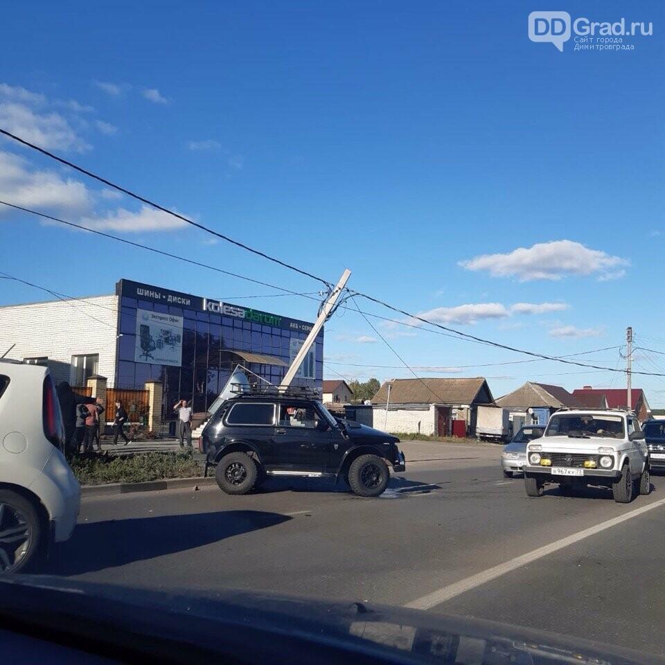 На улице Гоголя в Димитровграде произошли две дорожные аварии, фото-3