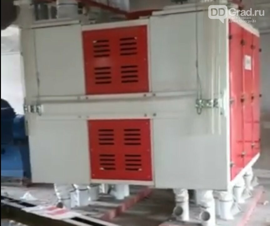 В Димитровграде на Мельнице купца Маркова состоялся пробный пуск нового оборудования, фото-1