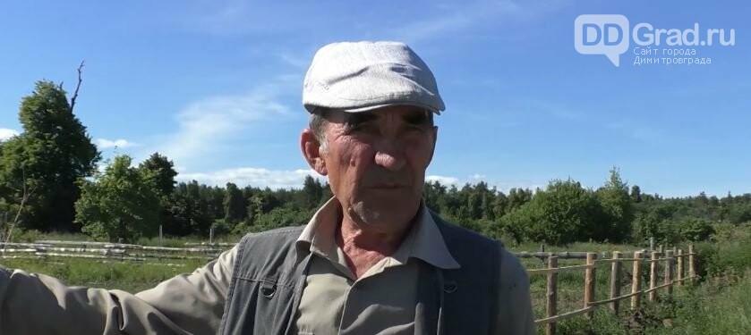 Житель р.п. Мулловка просит помощи у журналистов федеральных каналов, фото-1