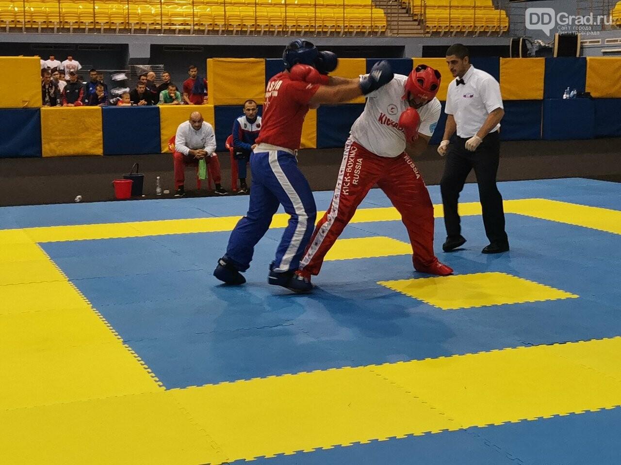 В Ульяновске проходит чемпионат России по кикбоксингу, фото-1