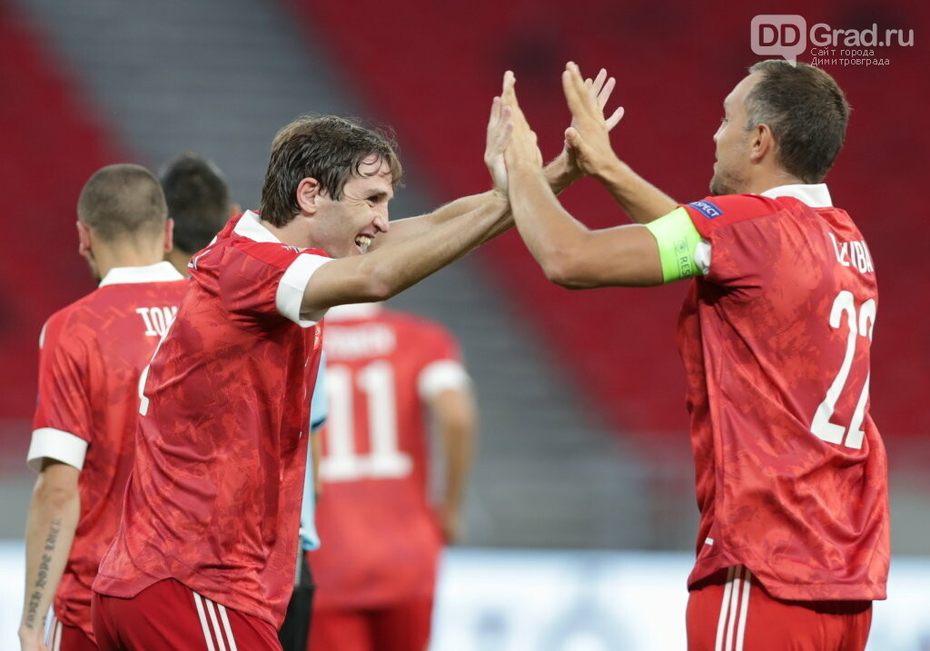 Матч Венгрия-Россия завершился победой нашей футбольной сборной, фото-1