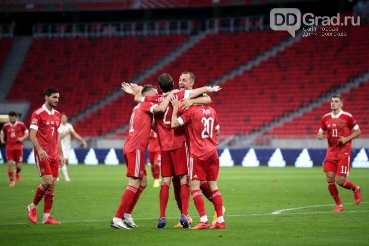 Матч Венгрия-Россия завершился победой нашей футбольной сборной, фото-2