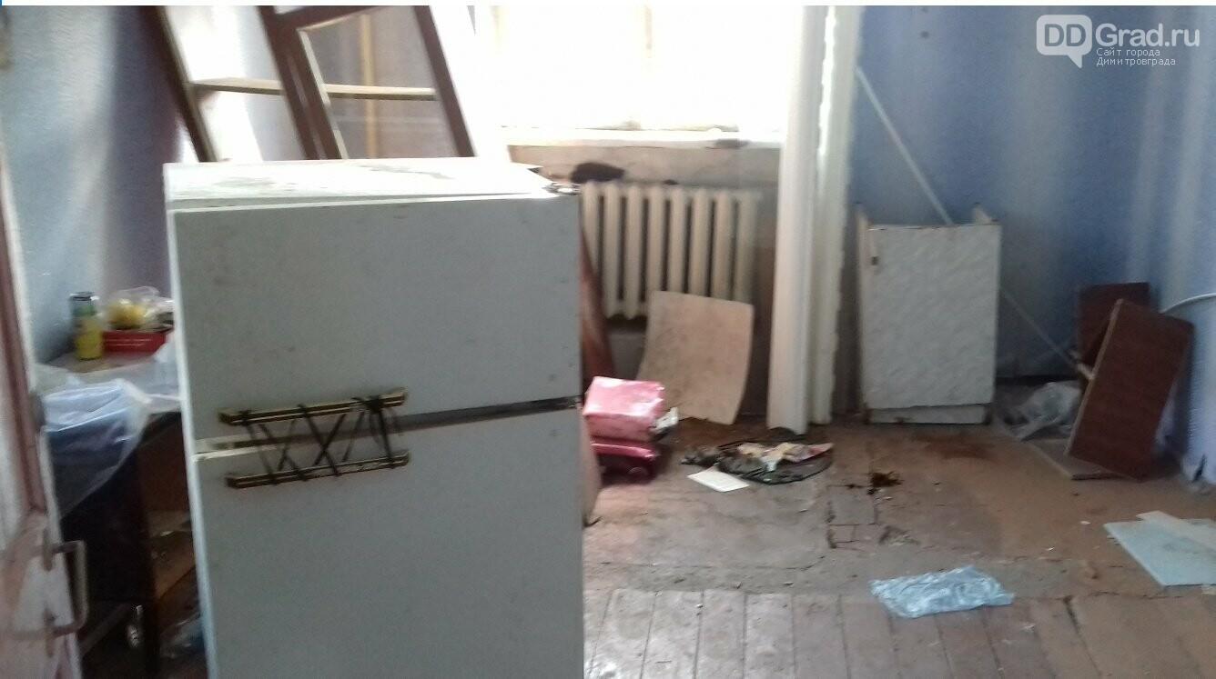 В Димитровграде готовят к сносу дом-призрак, фото-3