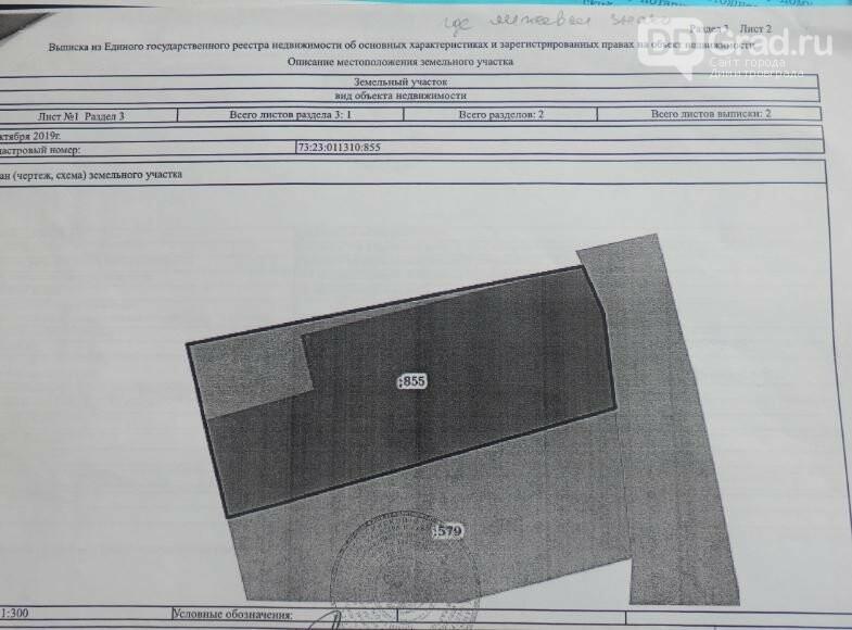 Описание местоположения земельного участка