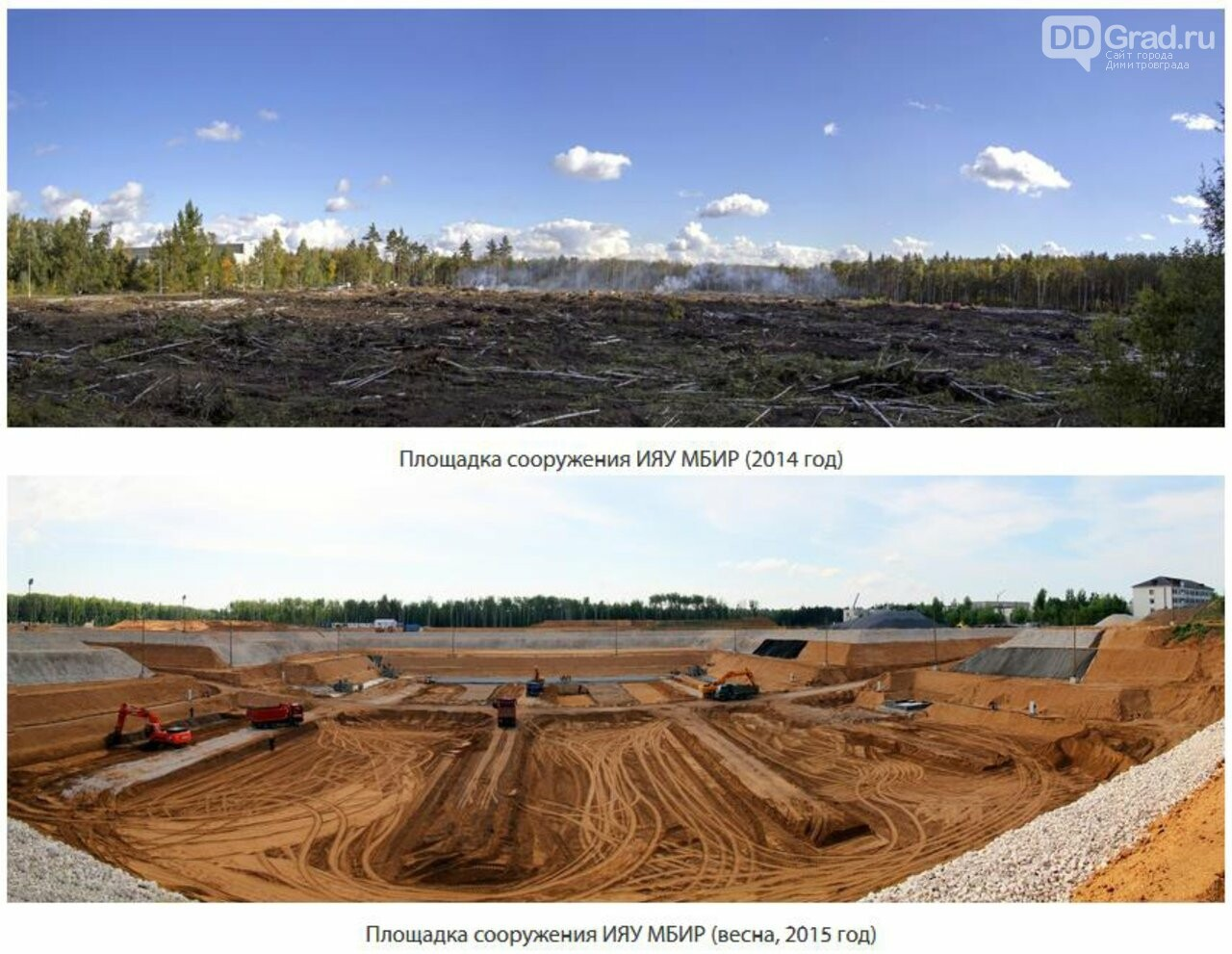 В Димитровграде продолжается строительство исследовательского реактора на быстрых нейронах, фото-1