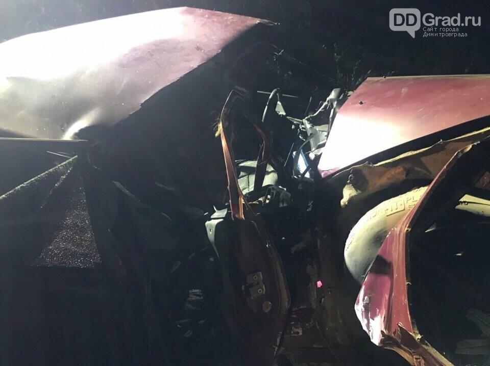 В результате ДТП в Мелекесском районе погибла мама двоих детей, фото-2
