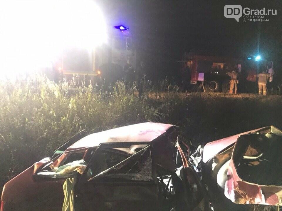 В результате ДТП в Мелекесском районе погибла мама двоих детей, фото-4