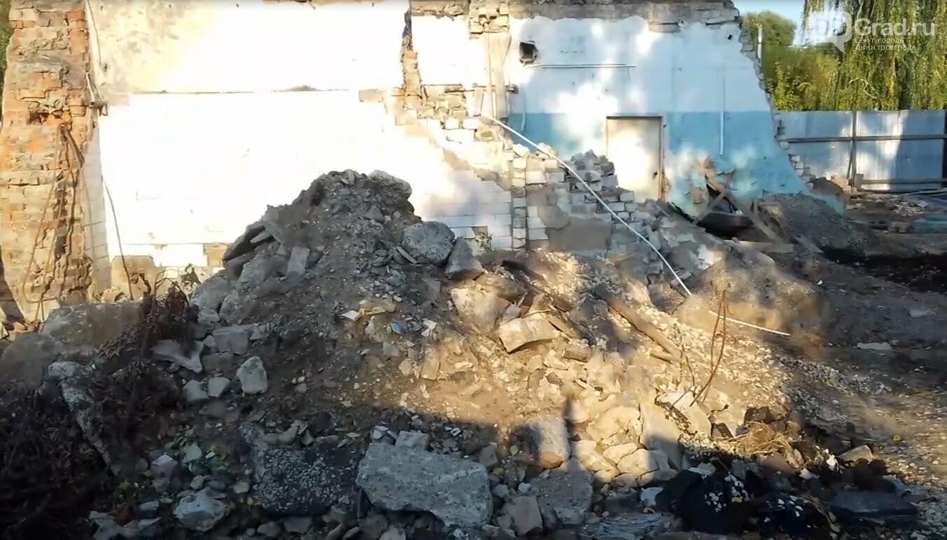 В Димитровграде продолжается строительство нового здания автовокзала, фото-1